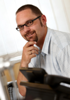 Denny Jonies, Absolvent Umwelttechnik