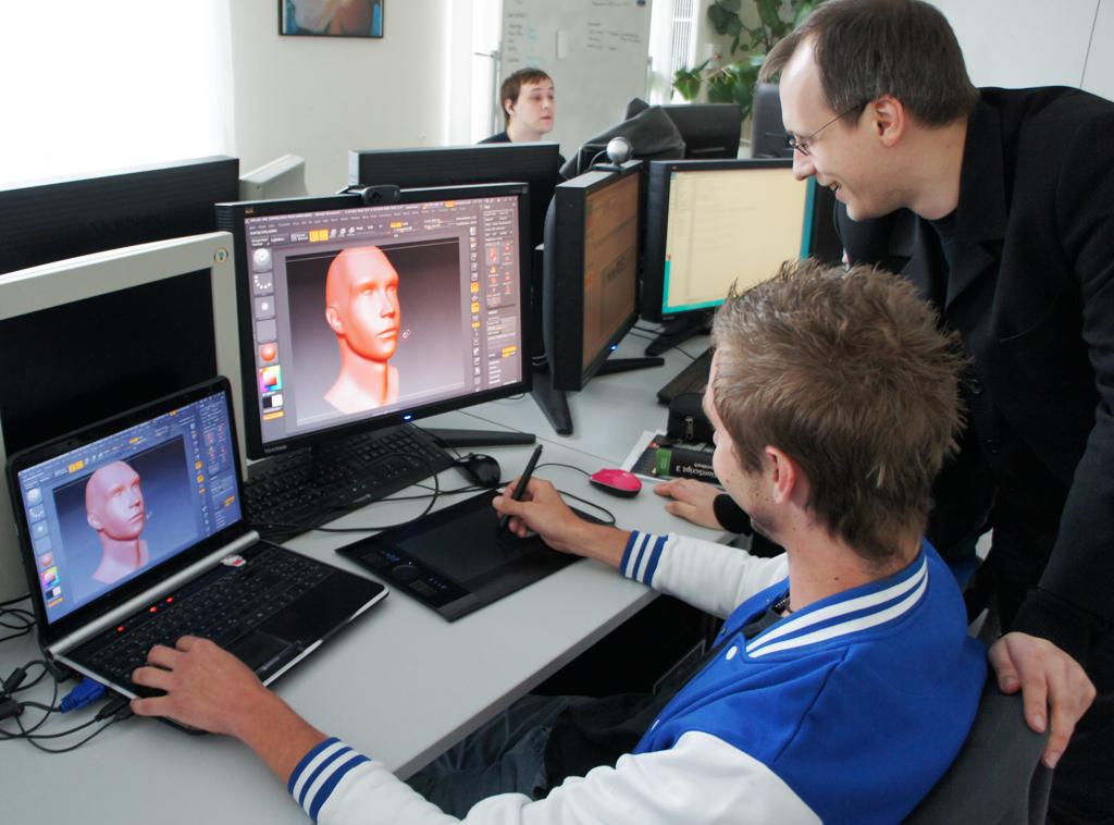 Game Artist Ausbildung