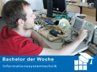 Bachelor der Woche: Informationssystemtechnik