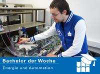 Bachelor der Woche: Energie und Automation