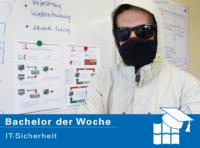 Bachelor der Woche: IT-Sicherheit