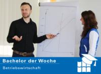 Bachelor der Woche: Betriebswirtschaft