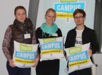 Ideenaustausch in Berlin