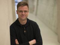 Erik Hilse, Absolvent Medientechnik.